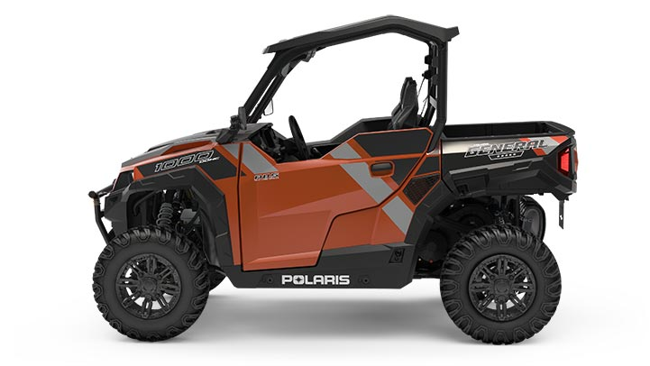 Polaris General 1000 EPS Deluxe ABS - CAPACITÉ À DOMINER