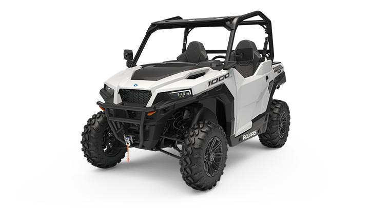 Polaris General 1000 EPS Premium - CAPACITÉ À DOMINER