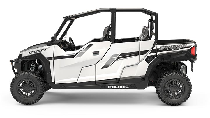 Polaris General 4 1000 EPS - BENNE GRANDE CAPACITÉ